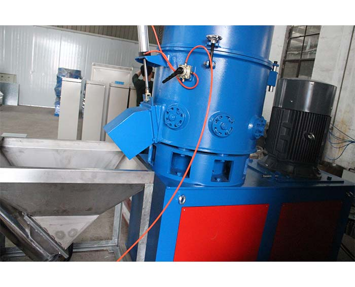 Recycling Used Plastic PP PE Film Agglomerator Densifier/Impact Machine