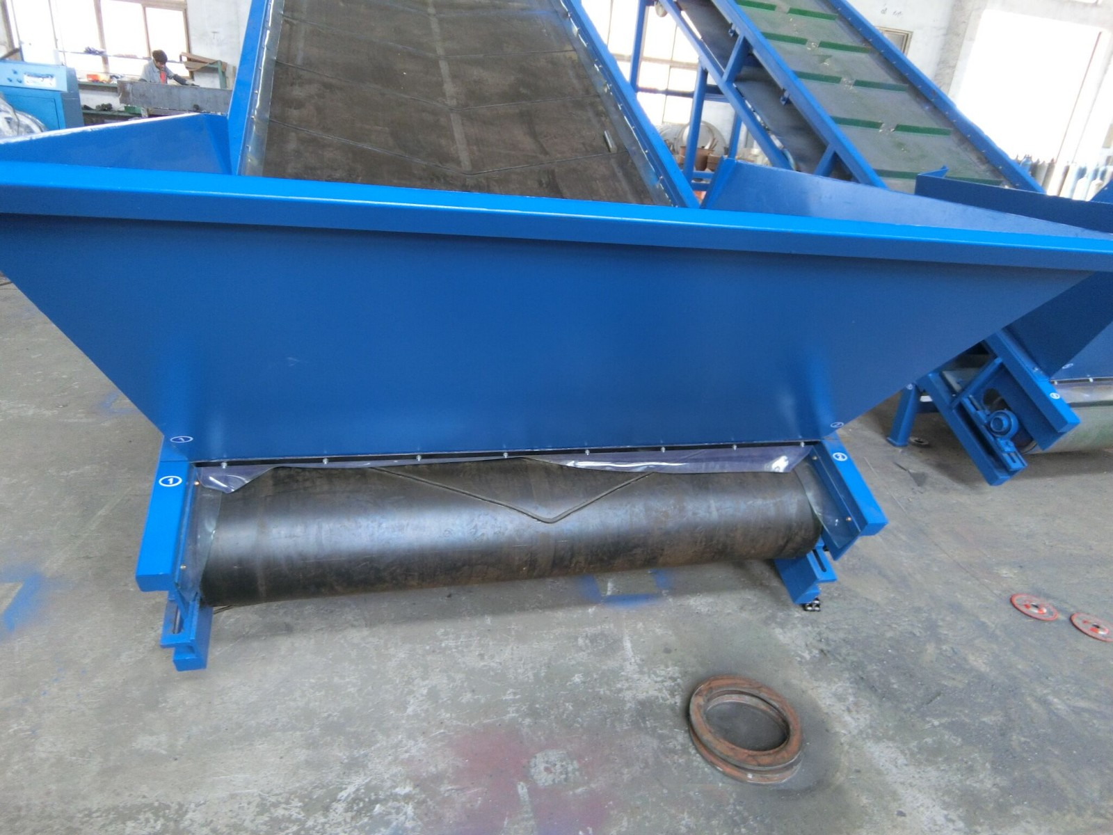 Preparation Before Shipment Of Bogda