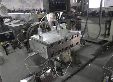 PVC Sheet Extruder Machine