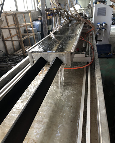 Plastic Product Extrusion Line