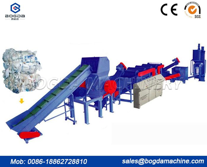 PP PE Water-ring Pelletizer