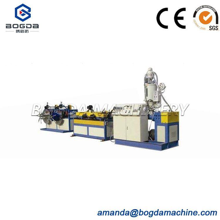 Single Wall Corrugated Pipe Making Machine