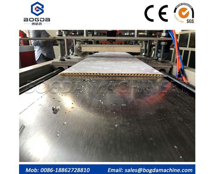 PVC Ceiling Panel Extruder Machine