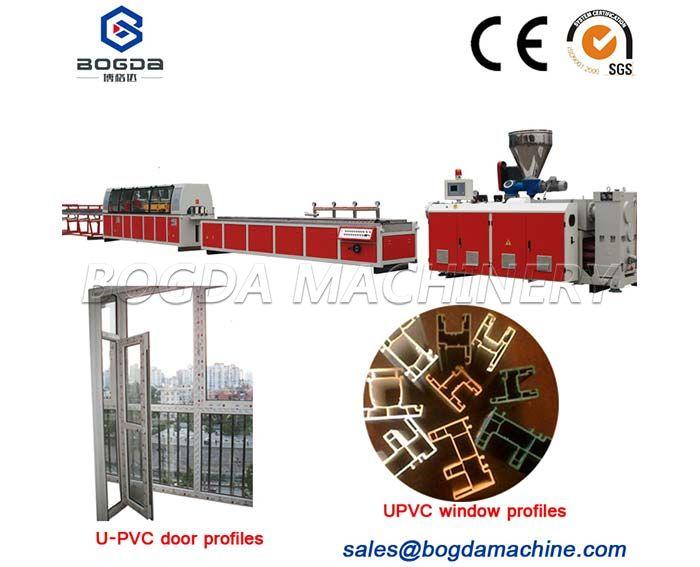 UPVC Window Profile Machine