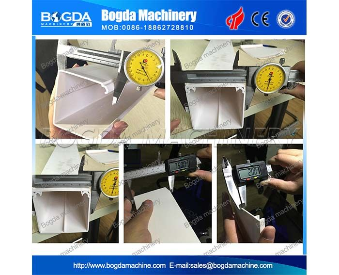 PVC Decoration Sheet Extruder Machine Line