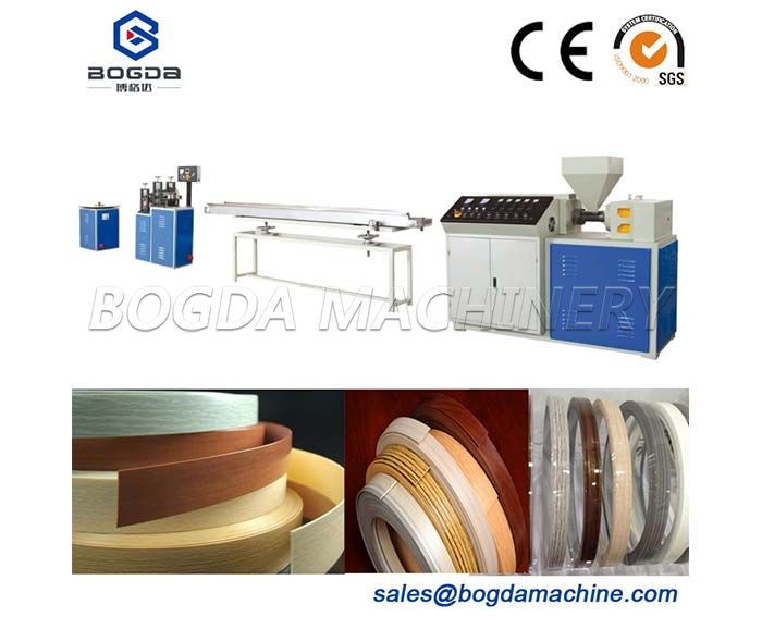 China PVC Ceiling Panel Making Machines