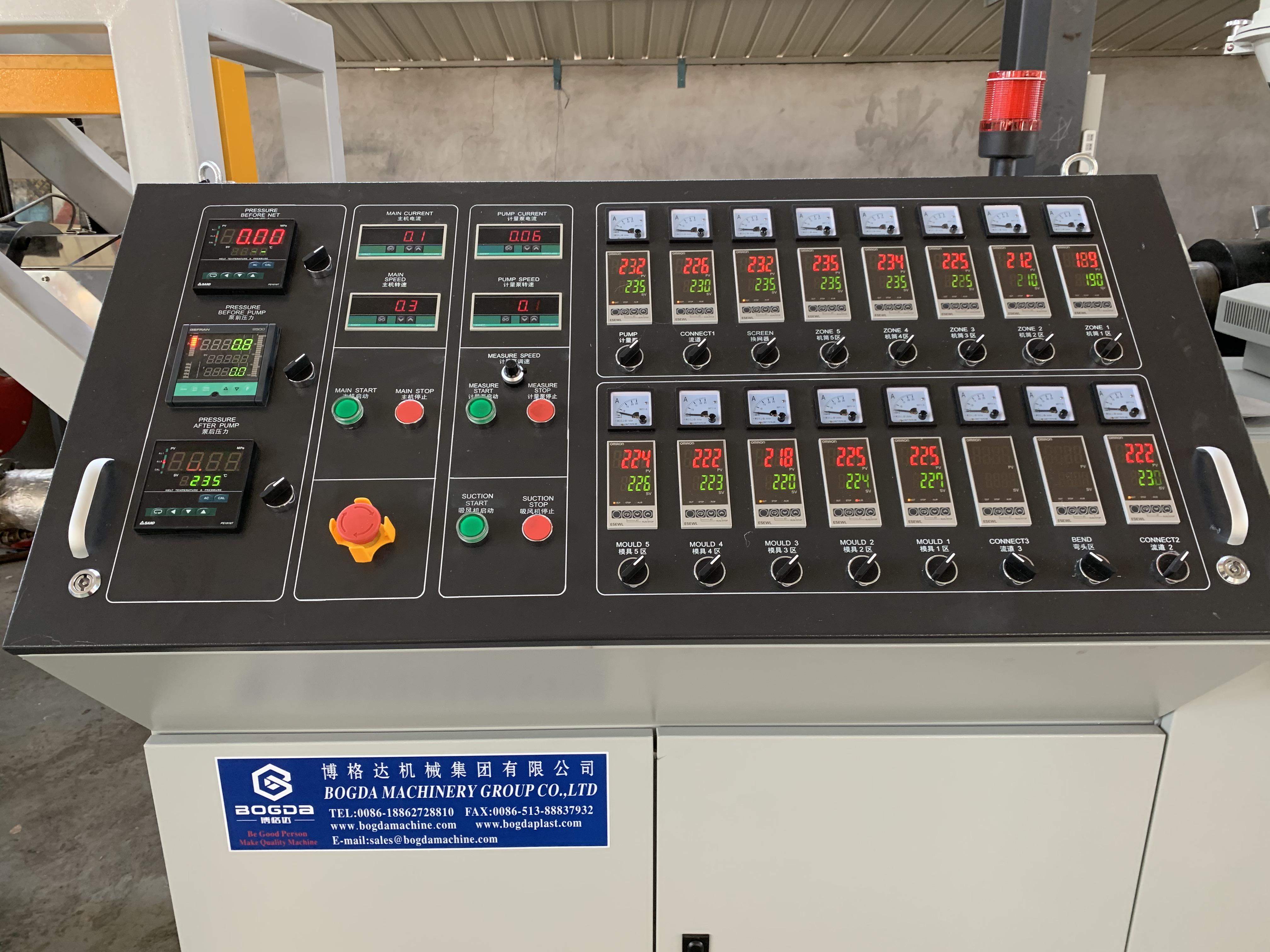 800mm Horizonal Type PP Melt Blown Fabric Manufacturing Plant