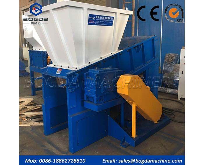 Single one shaft shredder machine,wood shredder, metal shredder