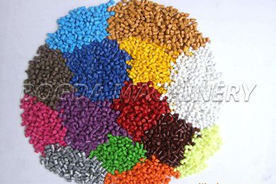 PVC PP PE PET Pelletizing Machine, Which is For Recycling Waste PVC