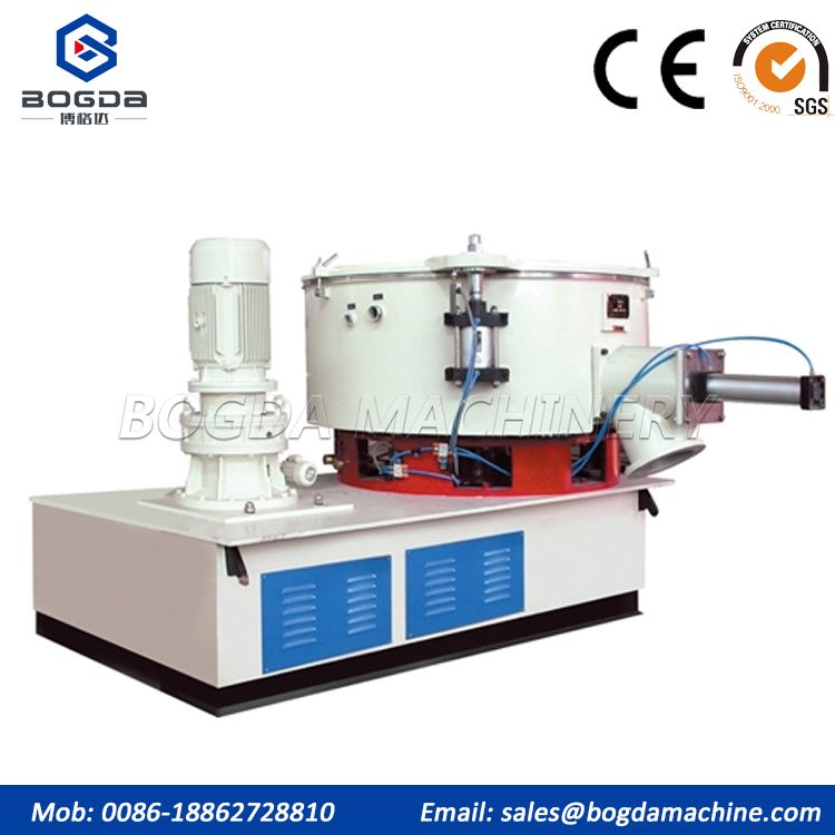 Hot SHL series plastic Cooling mixer machinery/small mixer