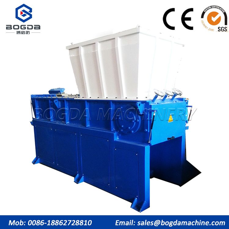 Single one shaft shredder machine,wood shredder, metal shredder