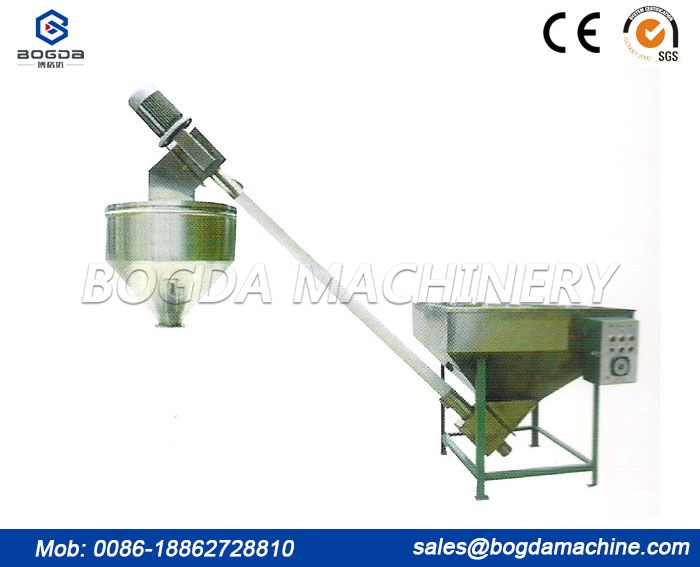 Automatic Spring Conveyor for Plastic Powder, Plastic Granules Feeding Loader