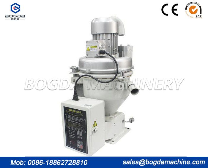 Industrial Auto Loader Feeding for Extruder Plastic / Plastic Granules Feeding Loader