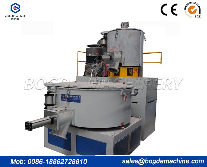 SHR PVC Heating mixer/High Speed Mixing Machine/plastic mixer grinder