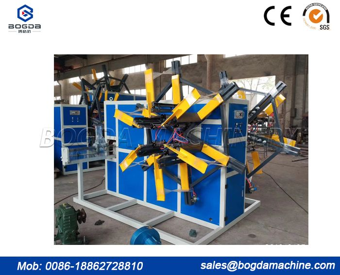 Plastic Pipe Rewind Machine