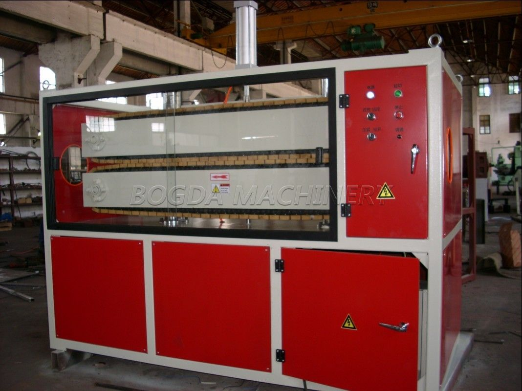 PVC Profile Pipe Panel Haul Off Machine