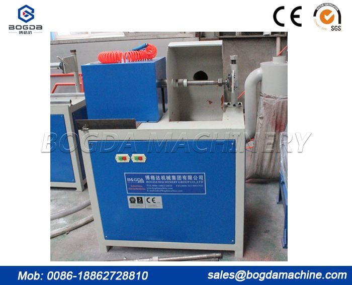 Rubber Wheel Grinding Machine for PS Foam Picture Frame Production
