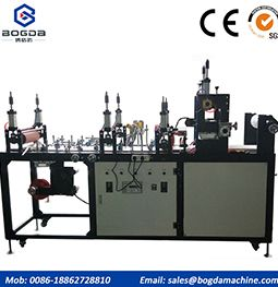 Product Surface Treatment Machine