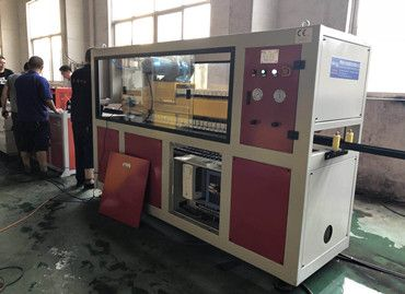 Successful test Of PP Corner Profile Extrusion Machines With Online Punching