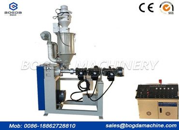 Working Principle Of High Output Single Screw Extruder