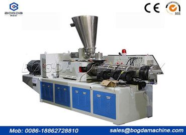 Forming Principle of CE Twin-Screw Compounding Extruders
