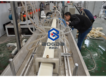 Main Function Of PVC Profile Extruder Machine