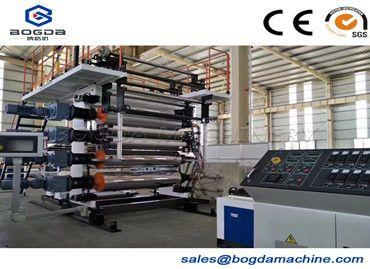 PVC Plastic Vinyl Floor Production Line Development Prospects And Product Performance