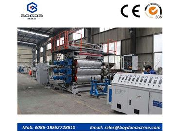 Development Trend Of PVC Board Extrusion Line