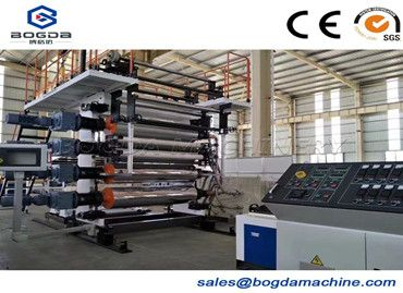 PVC Decoration Sheet Extruder Machine Line Are Popular