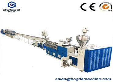 Correct Cleaning Step Of PVC Profile Extruder Machine