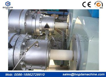 Excellent Characteristics Of PVC Double Pipe Extrusion Line