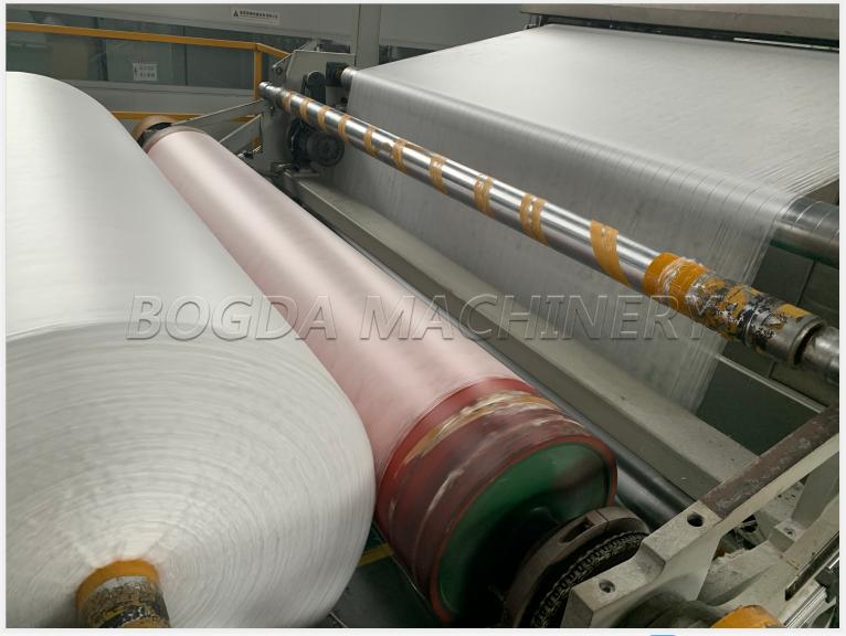 SS PP Spunbond Nonwoven Fabric Machine