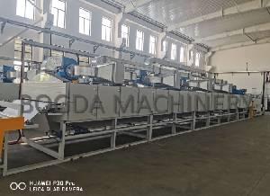 Principle and Characteristics of Spunlace Electret Nonwoven Production Equipment