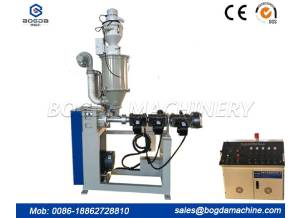 The Development Process and Categories of Plastic Extruders