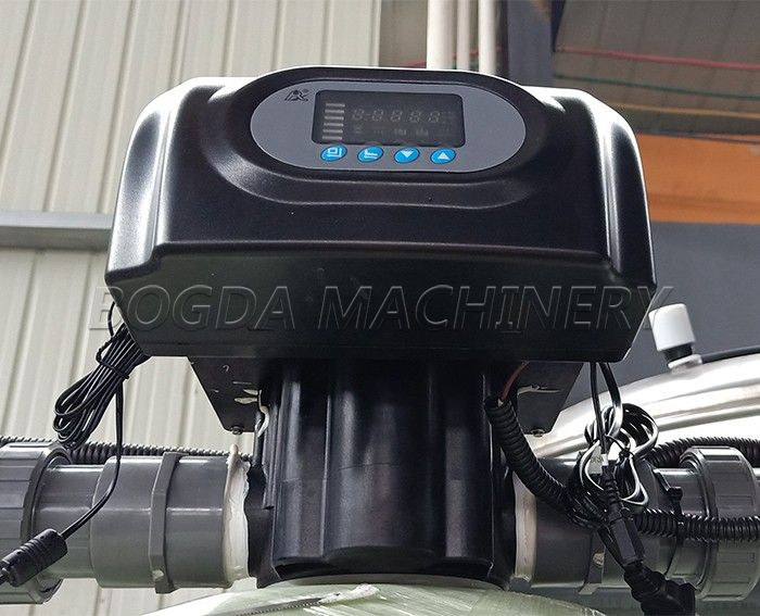 BOGDA Complete Full Automatic RO Reverse Osmosis Pure Water Filter Treatment Machine