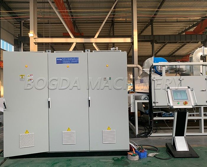 BOGDA 1600mm PP Melt Blown Nonwovens Fabric Machine Manufacturing Factory