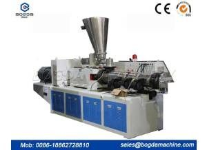 Features and Maintenance of Plastic Extruder