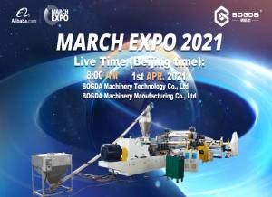 March Expo Online Show