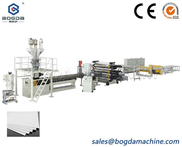 HIPS ABS Refrigerator Board Making Machinery