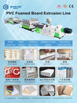 BOGDA Foamed Wallboard Extrusion Line