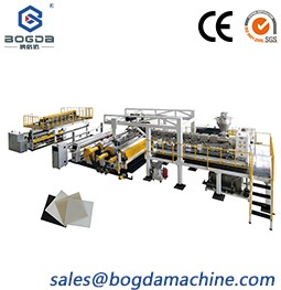 Plastic Film Production Line