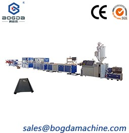 Plastic Profiles Production Line