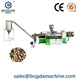 Plastic Pelleting Production line