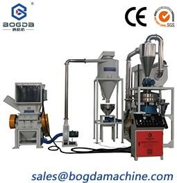 Crushing Recycling Washing Line Machine