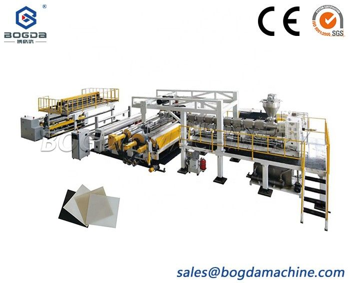 Hot Selling Good Quality Packaging EVA POE film extrusion line
