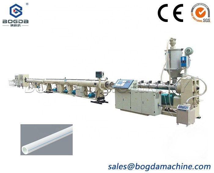 BOGDA Manufacture High Quality 20-63 mm Plastic PPR Underground Drinking Water Pipe Making Machine