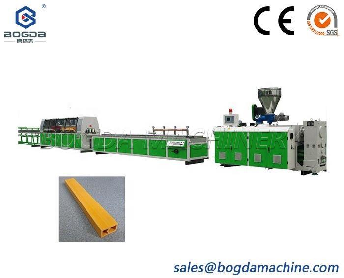 WPC Door Frame Profile Extrusion Production Line Machine