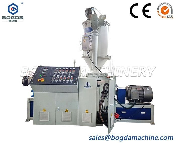 Automatic Single Screw Plastic Extruder PET PP Strap Extruder Machine