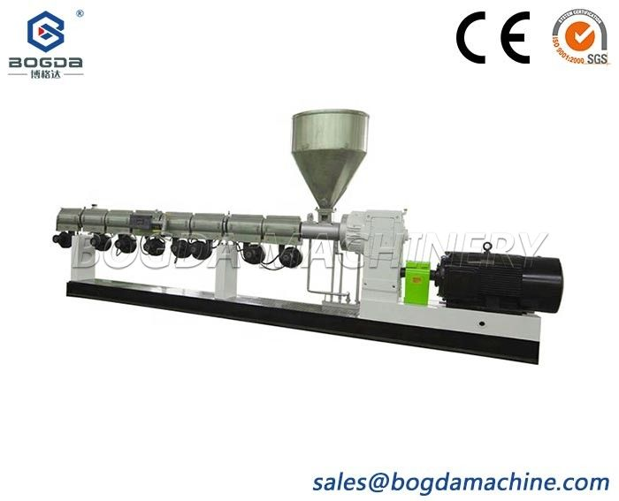 PE HDPE Geomembrane Sheet Extruder HDPE Water Stop Sheet Extruding Machine