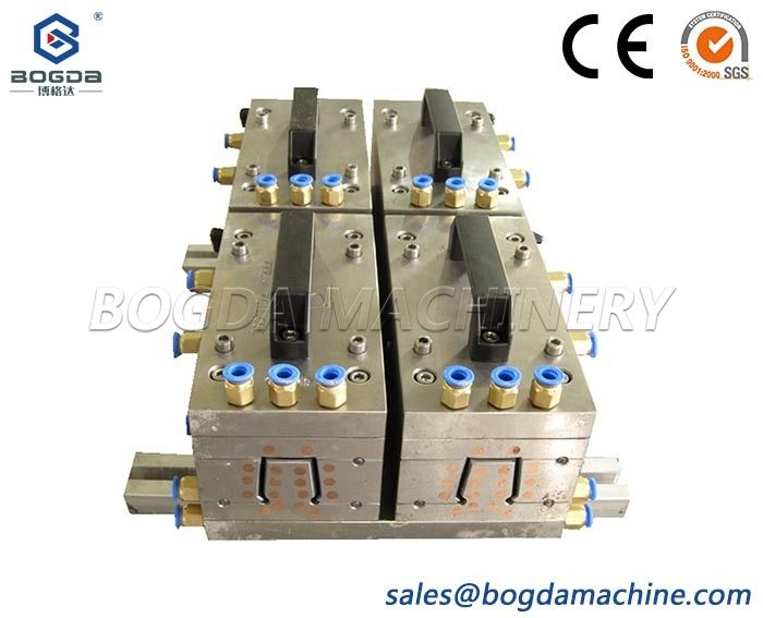 BOGDA Custom Plastic PVC Profiles Extrusion Die Cable Trunking Extrusion Mould